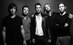Maroon 5 realizará su tercera visita a Chile: 7 de marzo de 2016