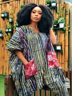 African Clothes, Dashiki, Ankara, Dress Up, Casual, Cotton, Outfits, Beautiful, Style