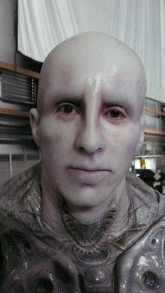 PROMETHEUS - First Look at Elder Engineer and More Behind the Scenes — GeekTyrant