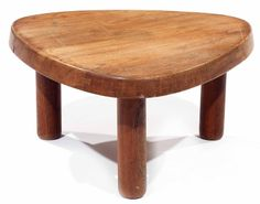 Rare hydraulic bar coffee table by kai kristiansen for for Table basse tripode gigogne