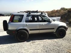 *Official H/T OFFROAD/LIFTED CR-V thread!* - Page 24 - Honda-Tech