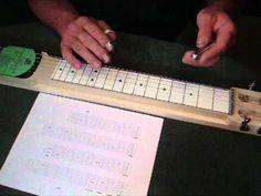 "Amazing Grace Lap Steel Lesson Open ""E"" Tuning Lap Steel Guitar, Resonator Guitar, Slide Guitar, Mandolin, Guitar Lessons, Amazing Grace, Songs, Guitars, Banjos"