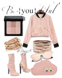 """""""❤"""" by ahumadarosy on Polyvore featuring Sophie Hulme, Alexander McQueen, Bobbi Brown Cosmetics, Repossi and SPINELLI KILCOLLIN"""