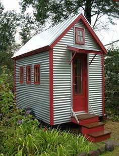 1000 Images About Houses Corrugated Metal On Pinterest