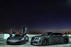 #Lamborghini or #Bentley?