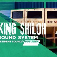 BABABOOM FESTIVAL 2016 • 13-17 July • Dub Area • Resident Sound • Healing Of The Nations Sound System • King Shiloh #bababoomfestival #bababoom2016 #dub www.bababoomfestival.it
