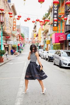 left my heart in san francisco {chinatown}
