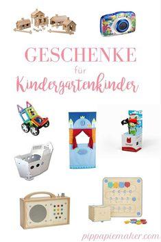 Kreative Geschenke für Kindergartenkinder - Pippa Pie-Maker