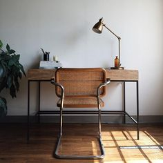 6 Eloquent Cool Ideas: Minimalist Bedroom Men Apartment Therapy minimalist home office room.Minimalist Interior Design Deco minimalist kitchen industrial home. Home Office Design, Office Decor, House Design, Workspace Design, Office Workspace, Office Chairs, Desk Chairs, Bag Chairs, Office Ideas