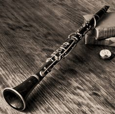 i love the sound of the clarinet