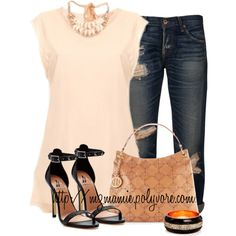 """""""Untitled #2184"""" by mzmamie on Polyvore"""