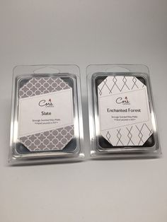 Wax Melts 2 pack by Corscandles on Etsy