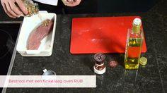 Verstegen - Oven Rub voor Vlees De video laat zien hoe gemakkelijk het is. Ontdek met Verstegen de CHEF in jezelf #vlees #mals #cullinair #Verstegen
