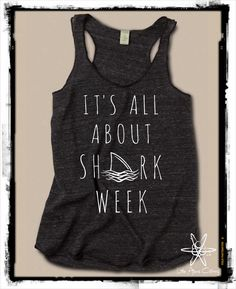 It's All about SHARK WEEK