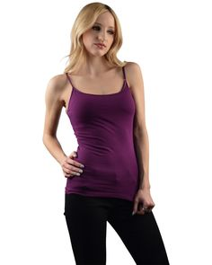 Solid Slim Fit Halter Neck Top Is Just $7.99 #affordable plus size ...
