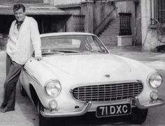The Saint, Roger Moore.