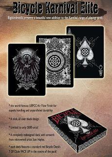 Bicycle Karnival Elite Playing Cards Coming Soon. #playingcards #poker #games #magic