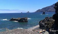 Isla de El Hierro en las Canarias