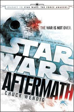 Lucasfilm and Del Rey Books have revealed another title in this series called Star Wars: Aftermath, which is the first book in a new trilogy that will give us a direct connection from Return of the Jedi  to The Force Awakens.
