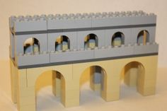 Roman Aqueducts wedidthiswith thecurrclick legoclub this month