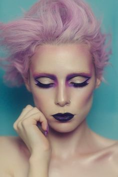 makeup & beauty – Great Make Up Ideas Beauty Make-up, Beauty Hacks, Hair Beauty, Beauty Shoot, Beauty Ideas, Make Up Looks, Blondes Model, Style Board, Coiffure Hair