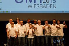 Das OMT-Team 2015 sagt Danke für ein geiles Event!