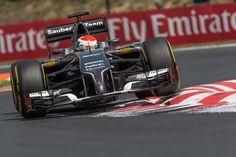 2014 Hungarian Grand Prix. Sauber F1 Team ► visit our website: www.sauberf1team.com - #F1 #SauberF1Team #HungarianGP #FormulaOne #Formula1 #motorsport #GrandPrix