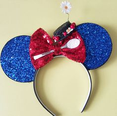 Mary Poppins Mouse Ears  Mouse Ears  Spoonful of Sugar
