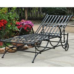 Modway Whisk Steel Outdoor Patio Swing Chair | Overstock.com Shopping - The Best Deals on Chaise Lounges
