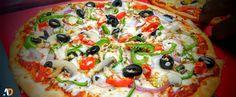 Buy any Medium Pizza & Upgrade it to Large Size Pizza at Same Price (Not Valid on Category V1,V2 & NV1)