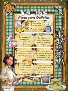 El Rincón de Lynch: Gastronomía Pura.: marzo 2016 Deli, Ratatouille, Flan, Gourmet, Bread, Cookies, Cake, Recipes, Chocolates