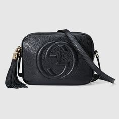 Soho small leather disco bag - Gucci Women's Shoulder Bags 308364A7M0G1000