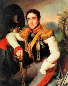 Nikifor Krylov Count Vladimir Stepanovich Apraxin 1829