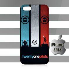 Twenty One Pilots iPhone 5 5s Case Cover Hardshell