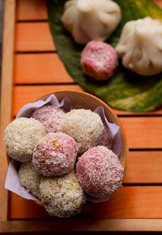 coconut laddoos...yu