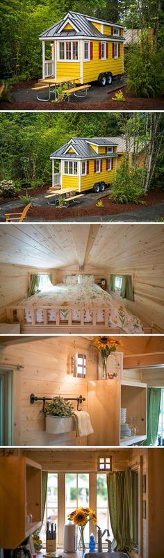 Nice 60 Genius Tiny House Ideas with Small Space Solutions https://decorapatio.com/2017/09/13/60-genius-tiny-house-ideas-small-space-solutions/
