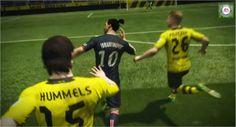 freelance80 free your space: FIFA 15 video di gameplay e data di uscita