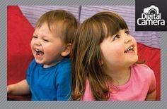 Free family portrait photography cheat sheet