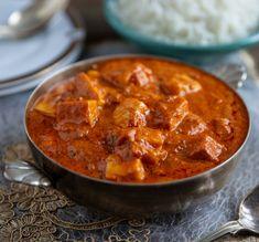 Butter halloumi Halloumi, Indian Food Recipes, Asian Recipes, Ethnic Recipes, Vegetarian Main Dishes, Vegetarian Recipes, Vegan Vegetarian, Aloo Gobi, Zeina