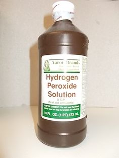 How to Purify Water With Hydrogen Peroxide. Good to know. Survival Food, Survival Prepping, Emergency Preparedness, Survival Skills, Urban Survival, Emergency Kits, Survival Shelter, Survival Quotes, Homestead Survival