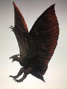 Rodan 2019 - Haus How to Crafts All Godzilla Monsters, Cool Monsters, Godzilla Suit, Godzilla Franchise, Fire Demon, Foto Top, Alien Concept Art, Aliens, 3d Modelle