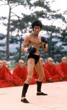 """Bruce Lee In Enter The Dragon !"""