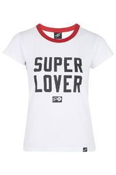 **Superlover Ailsa T-Shirt by Illustrated People