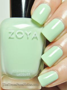 The TraceFace Philes: Zoya Delight Collection! Zoya Tiana