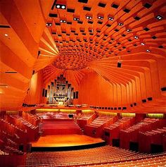 Now you know what the inside of Sydney Opera House looks like! #sydney #Australia.