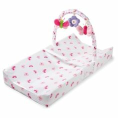 Summer Infant Flutter Flower Change n Play