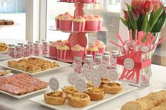 The Busy Budgeting Mama: Party Trend: Dessert Bar & Candy Buffet- Budget Friendly Ideas
