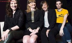 Canada's female-led 'Baroness von Sketch Show' primed for U.S. debut