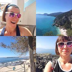 Macie czasem tak że czujecie że jakieś doświadczenie będzie początkiem wielkiej zmiany? Ja tak mam z naszym tegorocznym pobytem na Sardynii. Jeszcze nie wiem co jeszcze nie wiem jak ale czuję że to zapoczątkowało coś w moim życiu. Na razie zaczęłam się uczyć języka włoskiego! #psc #paniswojegoczasu #sardinia #sardegna #wloski #włoski #italy #dziendobry #dzieńdobry #goodmorning #goodmorningworld #goodmorninginsta #poranek #morning #calagonone