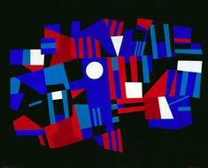 ART & ARTISTS: Ad Reinhardt - abstract expressionist